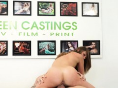 Casting second-rate teen..