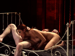 Rough gangbang creampie hd..