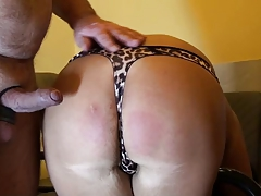 exciting ass caning