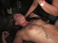 Girl punished wide of..